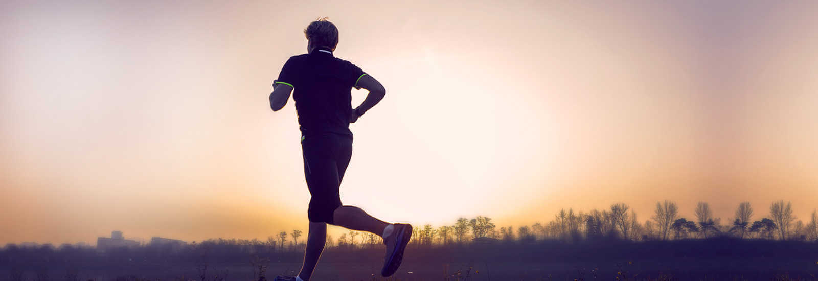 orthopedics man running